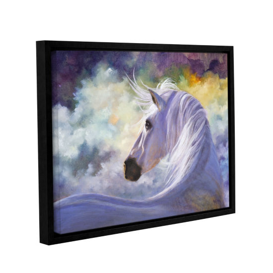 Brushstone Spirit Gallery Wrapped Floater-Framed Canvas Wall Art