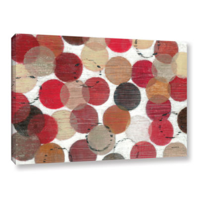 Brushstone Roulette Gallery Wrapped Canvas Wall Art