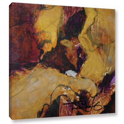 Brushstone Splendor Gallery Wrapped Canvas Wall Art
