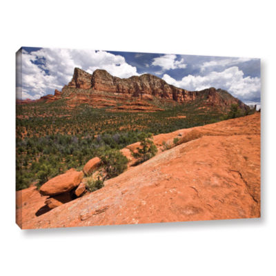 Brushstone Sedona Gallery Wrapped Canvas Wall Art