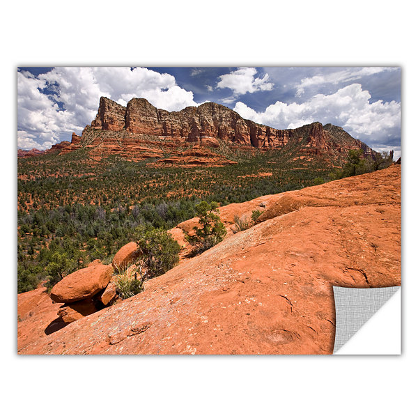 Brushstone Sedona Removable Wall Decal