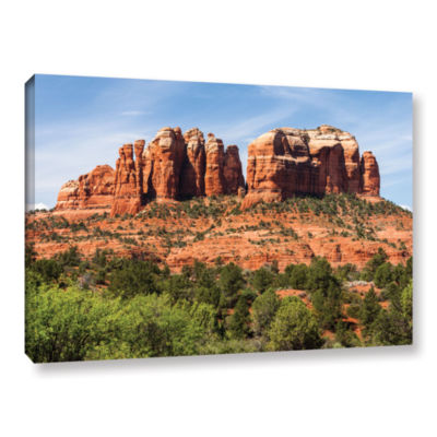 Brushstone Sedona 2 Gallery Wrapped Canvas Wall Art