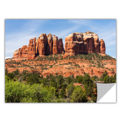 Brushstone Sedona 2 Removable Wall Decal
