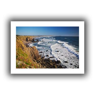 Brushstone Sonoma Coast Canvas Wall Art