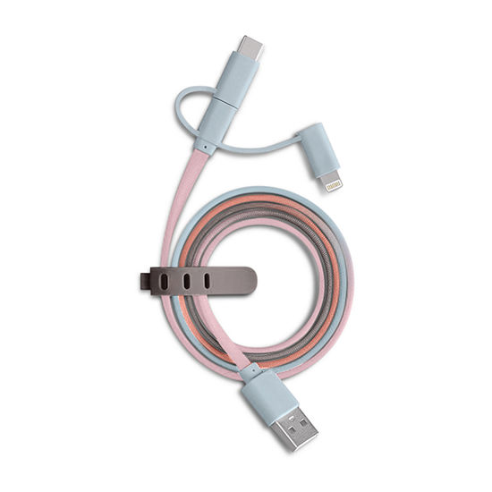 MVMT 3 In 1 Charge And Sync Cable