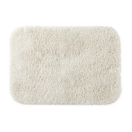 JCPenney Home Ultima Bath Rug Collection, One Size , Pink