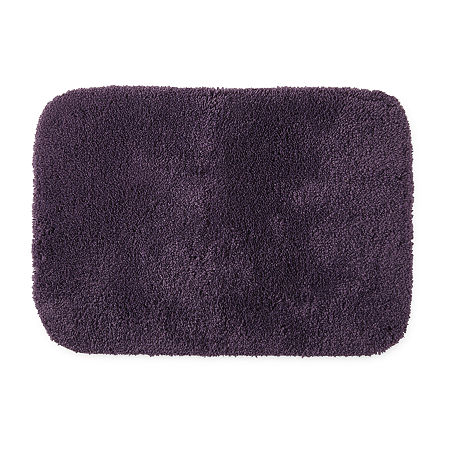JCPenney Home Ultima Bath Rug Collection, One Size , Purple