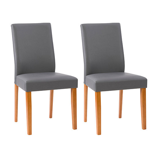 Corliving Alpine Dining Collection 2-pc. Side Chair