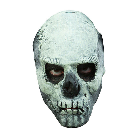 Adult Glow In The Dark Skull Mask