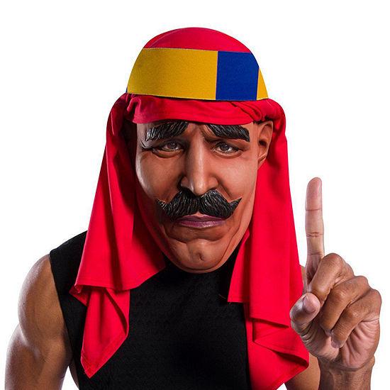 Wwe Iron Sheik Latex Mask