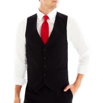 Billy London UK® Black Suit Vest