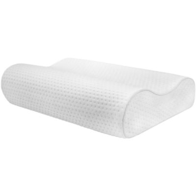 SensorPEDIC® Luxury Extraordinaire Contour Memory Foam Neck Pillow