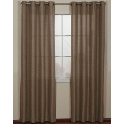 Lancer Grommet-Top Curtain Panel