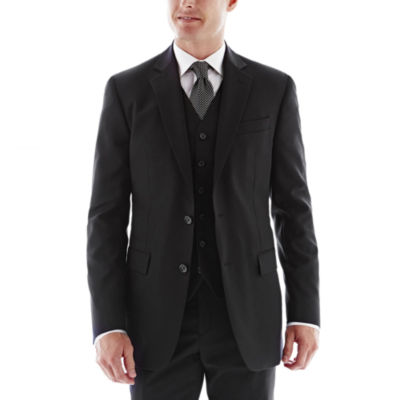 Stafford® Executive Super 100 Wool Jacket - Slim Fit