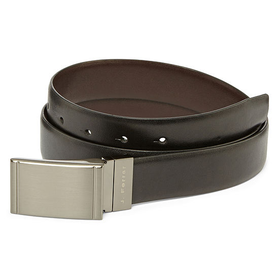 JF J. Ferrar® Reversible Plaque Dress Belt