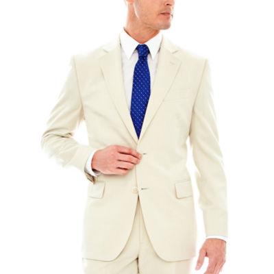 Stafford® Travel Stone Suit Jacket