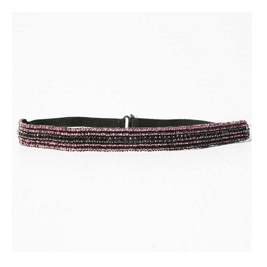 Endless Beauty Purple Headband