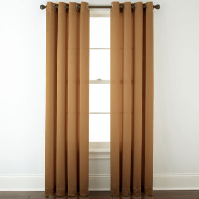 Royal Velvet® Hilton Grommet-Top Curtain Panel
