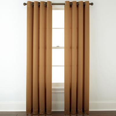 Royal Velvet Hilton Rod Pocket Curtain Panel