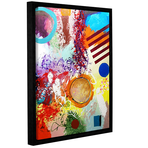 Brushstone Starting Anew Gallery Wrapped Floater-Framed Canvas Wall Art