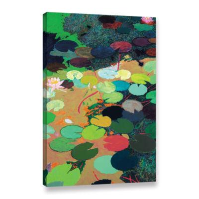 Brushstone Summer Rays Gallery Wrapped Canvas WallArt