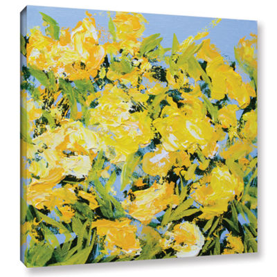 Brushstone Stellenberg Garden Gallery Wrapped Canvas Wall Art