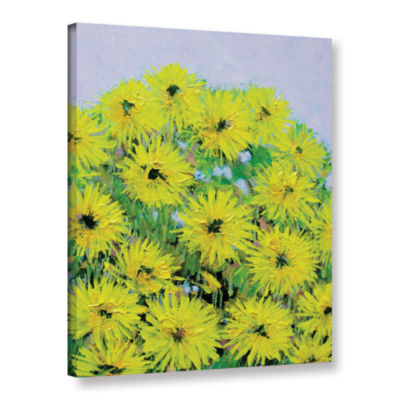 Brushstone Stourhead Garden Gallery Wrapped CanvasWall Art