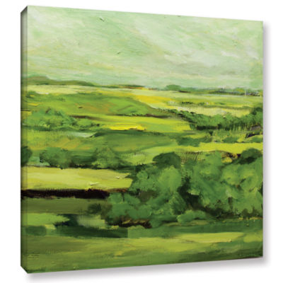 Brushstone Stow On The World Gallery Wrapped Canvas Wall Art