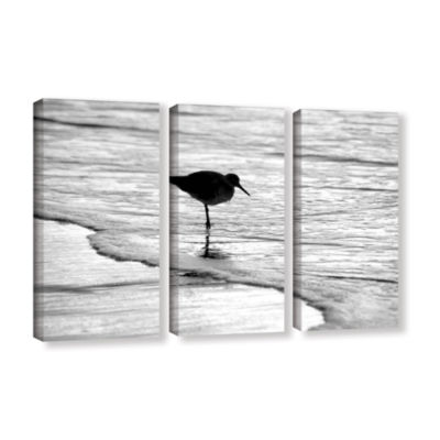 Brushstone Standing Alone 3-pc. Gallery Wrapped Canvas Wall Art