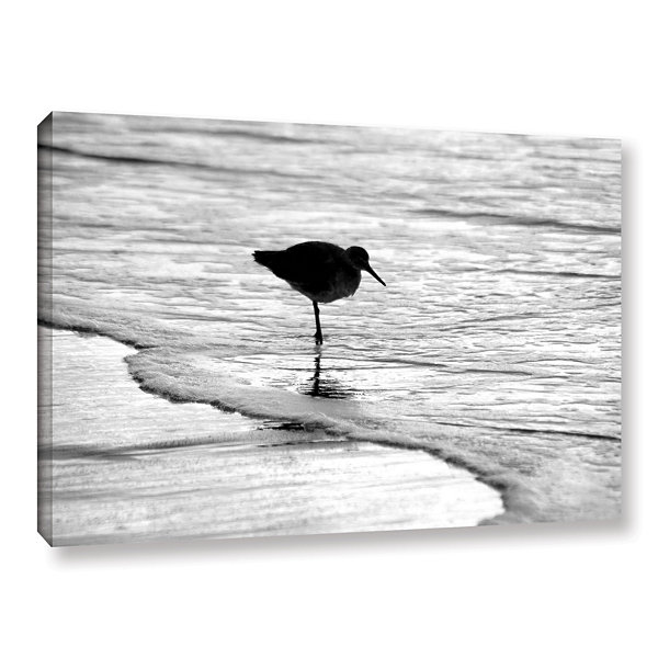 Brushstone Standing Alone Gallery Wrapped Canvas Wall Art