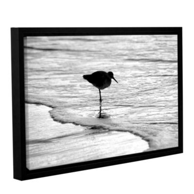 Brushstone Standing Alone Gallery Wrapped Floater-Framed Canvas Wall Art
