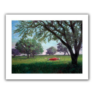 Brushstone Summertime Canvas Wall Art