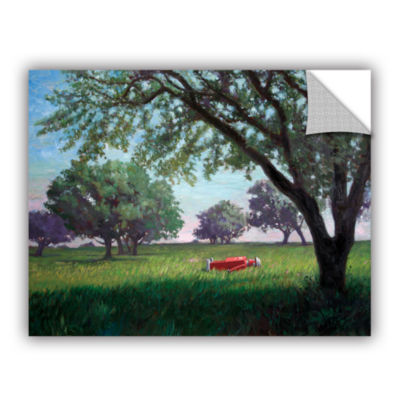 Brushstone Summertime (004) Removable Wall Decal