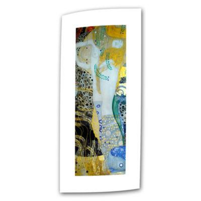 Brushstone Sunflower Canvas Wall Art