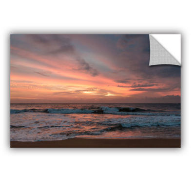 Brushstone Sri Lankan Sunset Removable Wall Decal