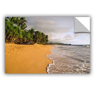 Brushstone Sri Lankan Beach Removable Wall Decal