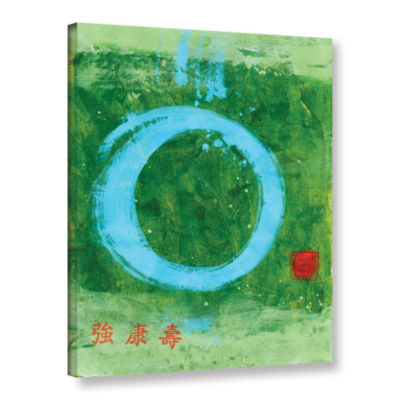 Brushstone Strong Tao Gallery Wrapped Canvas WallArt