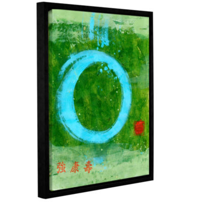 Brushstone Strong Tao Gallery Wrapped Floater-Framed Canvas Wall Art