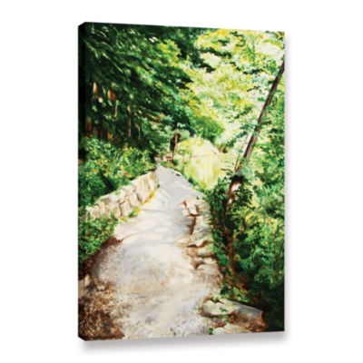 Brushstone Summer's End Gallery Wrapped Canvas Wall Art