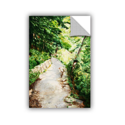 Brushstone Summer's End Removable Wall Decal