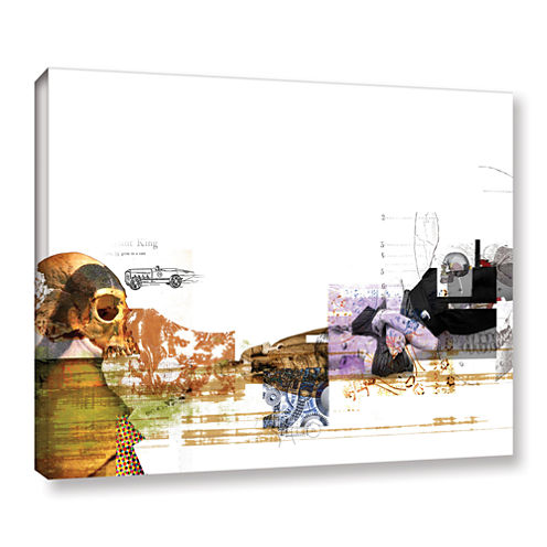 Brushstone Stages Gallery Wrapped Canvas Wall Art