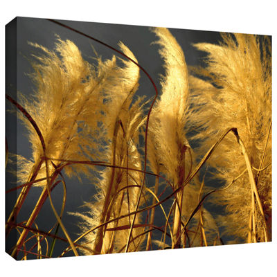 Brushstone storm swept Gallery Wrapped Canvas WallArt
