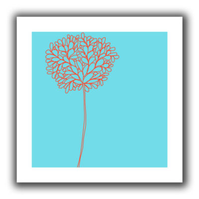 Brushstone Standing Still Canvas Wall Art