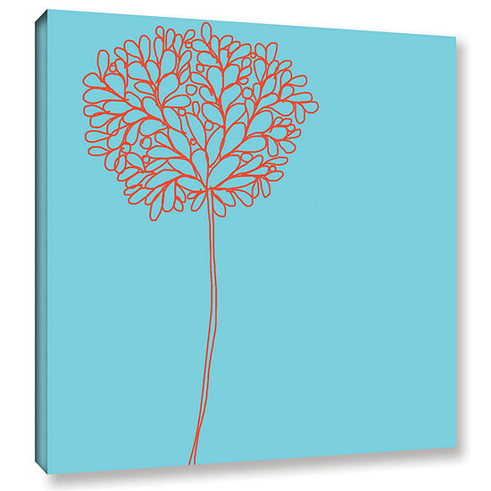Brushstone Standing Still Gallery Wrapped Canvas Wall Art