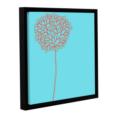 Brushstone Standing Still Gallery Wrapped Floater-Framed Canvas Wall Art