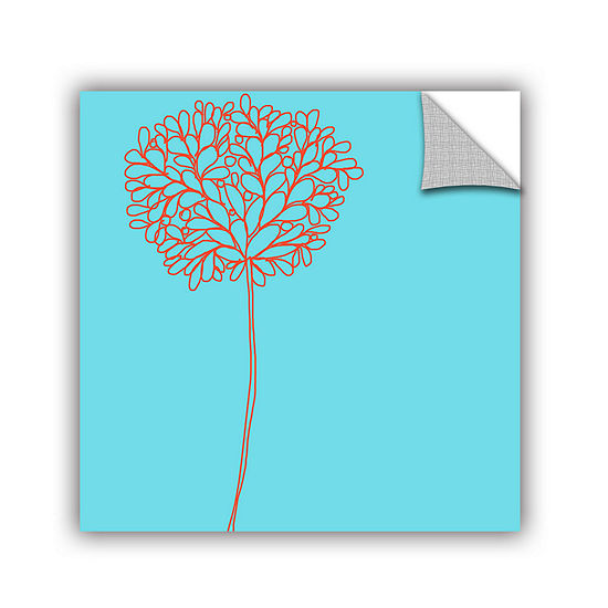 Brushstone Standing Still Removable Wall Decal