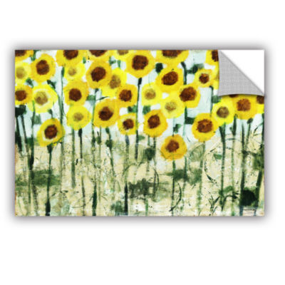 Brushstone Sundrops Removable Wall Decal