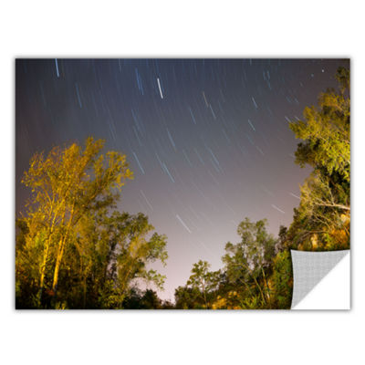 Brushstone Star Trails Removable Wall Decal
