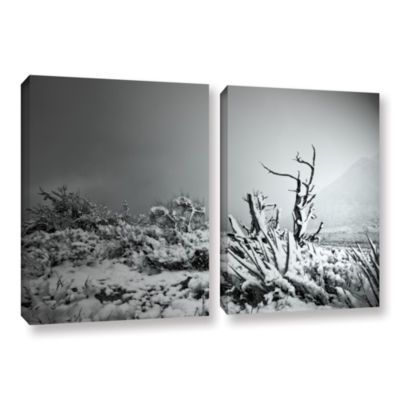 Brushstone You Just Do 2-pc. Gallery Wrapped Canvas Wall Art