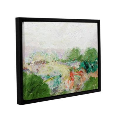 Brushstone Blackstone Gallery Wrapped Floater-Framed Canvas Wall Art